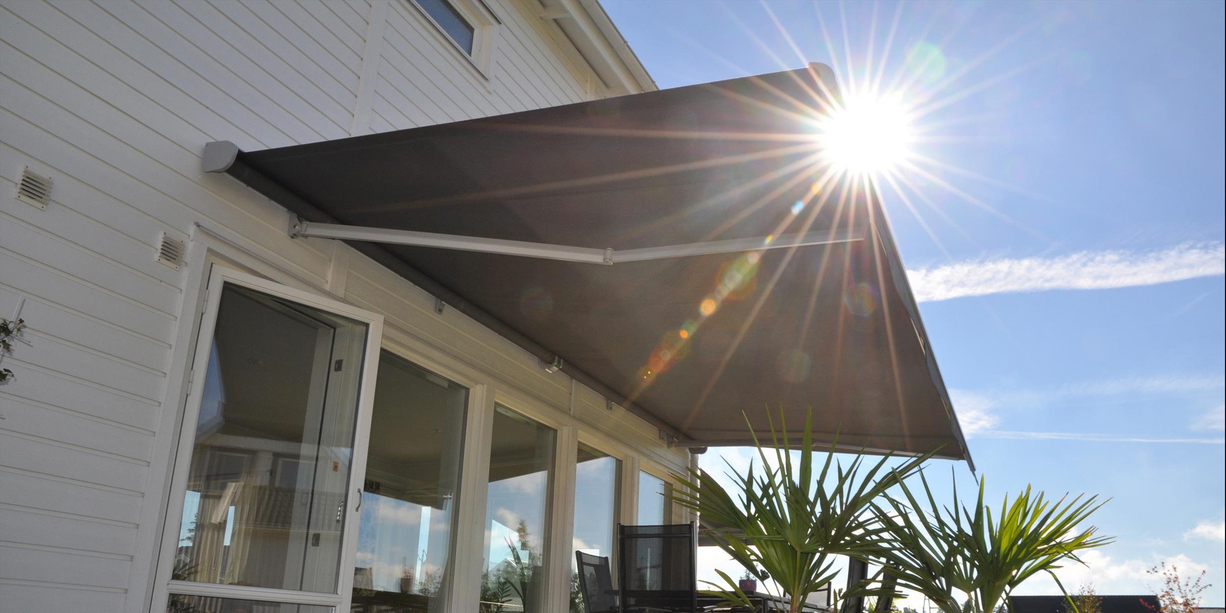 Vendita Tende Da Sole Parma select - tenda da sole a bracci estensibili su barra triangolare