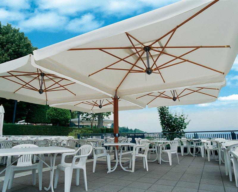 Awesome ombrelloni per terrazzo contemporary idee arredamento casa
