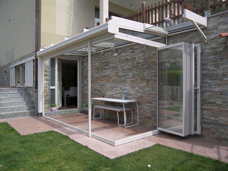 Vendita serre solari verande vetrate giardini d 39 inverno for Serre agricole usate in vendita